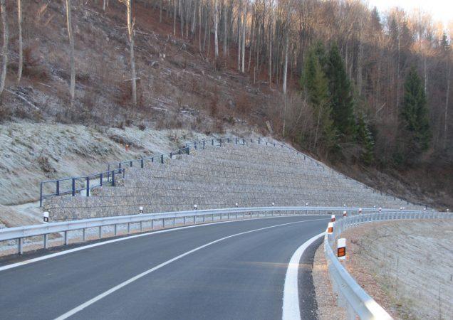 I/72 Zbojská sedlo - Tisovec, Čertova Dolina - rekonštrukcia cesty