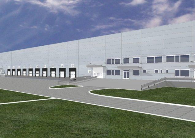 Priemyselno-logistické centrum Zavar