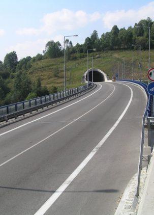 I/11 Čadca - obchvat mesta, časť Bukov - Horelica - portál Žilina