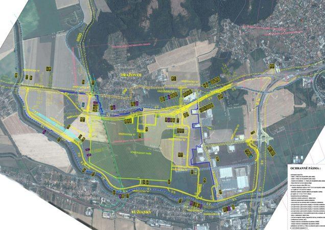 Darwin projekt - Príprava strategického parku Nitra