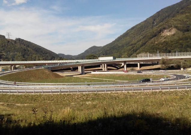 Diaľnica D1 Dubná Skala - Turany - križovatka Dubná Skala