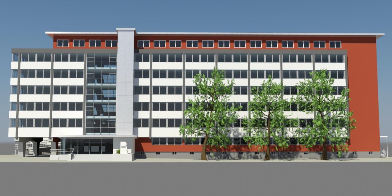 Rekonštrukcia a modernizácia budovy č. súp. 315 - Námestie Republika č. 26 - Lučenec