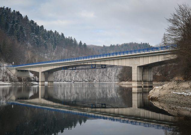 Most Ružín - odstránenie havarijného stavu mosta II/547020 Ružín